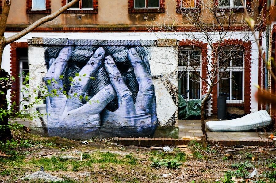 Emotional graffiti