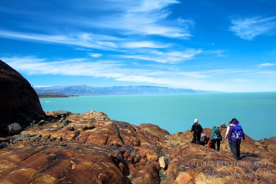 Lago Viedma Argentina
