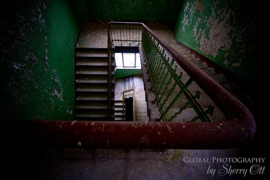 Abandoned buildings berlin