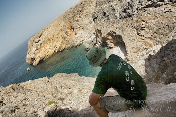 oman hiking