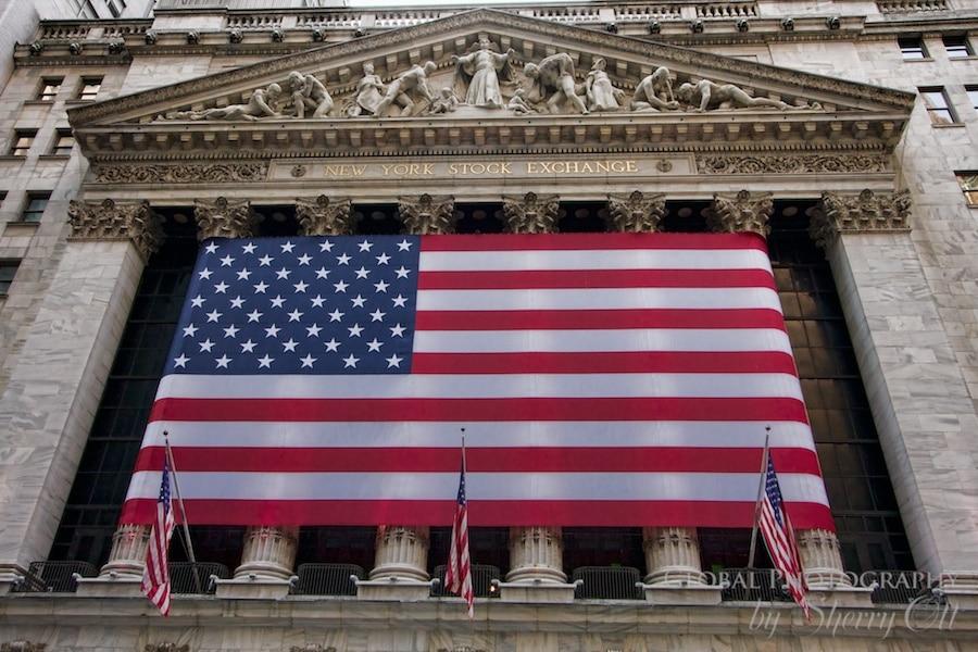 NYSE flag