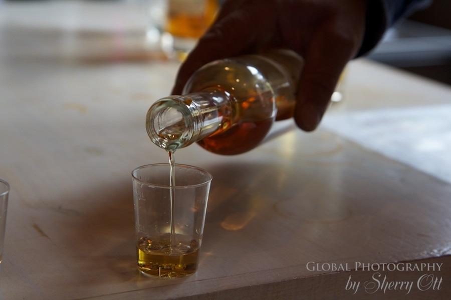Calvados Tasting