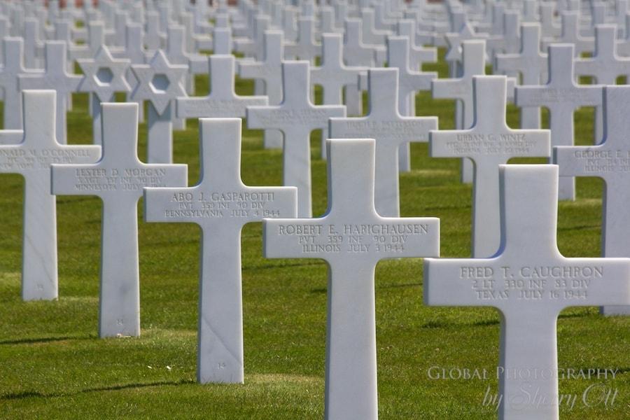 American memorial normandy france