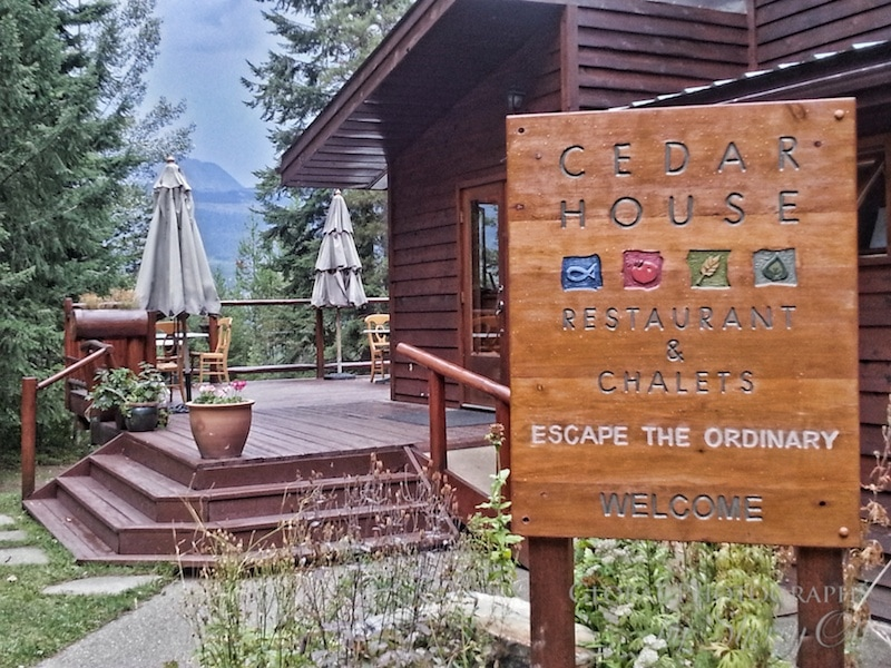 Cedar House Restaurant