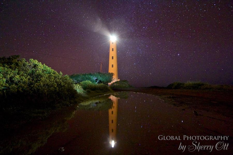 night photography kauai