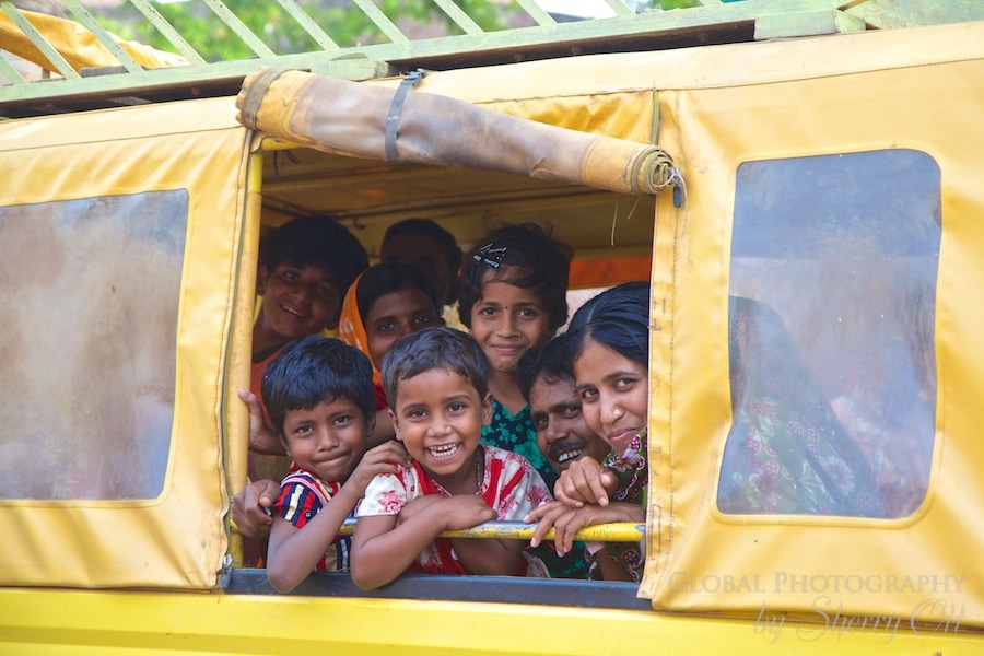 Rickshaw Run Window (9)