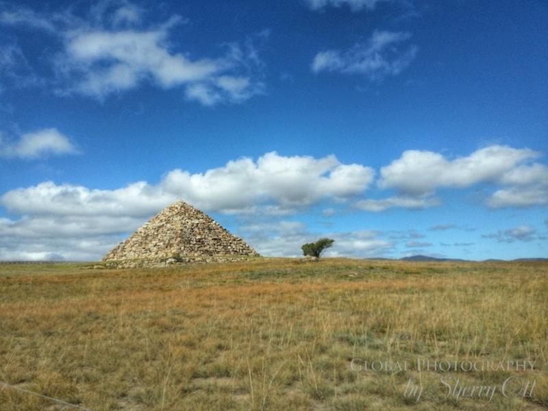 Stanthorpe Stone Pyramid