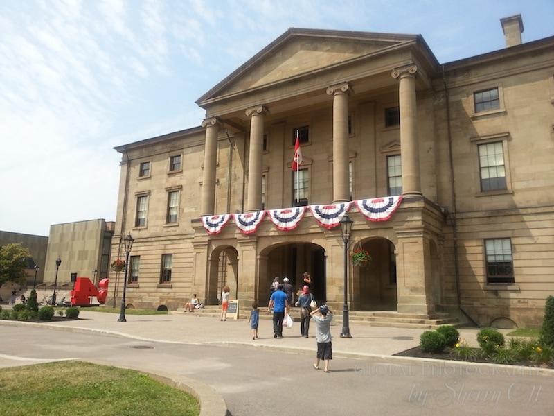 Confederation Hall PEI