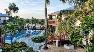 Placencia Belize hotel Chabil Mar