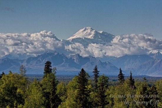 Alaska railroad Denali Star