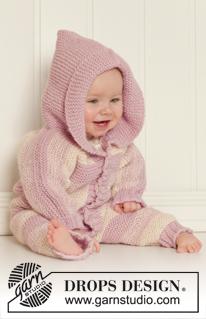 Kruippakje Breien voor Baby