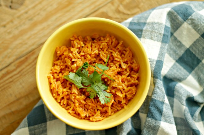 Fool Proof Spanish Rice