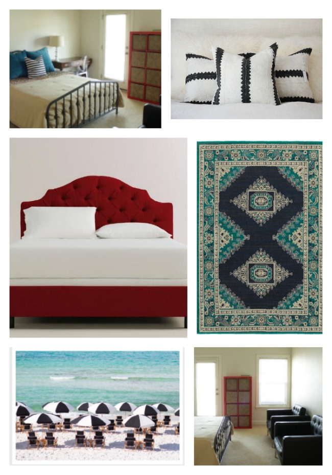 Guest Room Design Plan – One Room Challenge Week 2