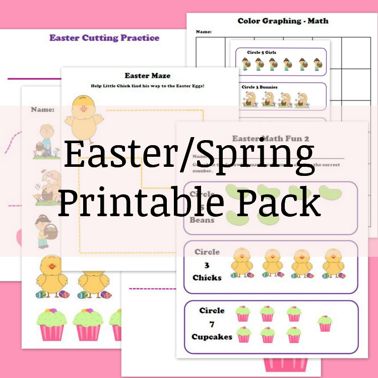 Spring Printable Pack * Our Good Life