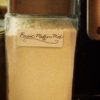 Recipe - Basic Muffin Mix
