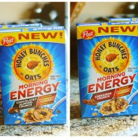 Review: Honey Bunches of Oats Morning Energy