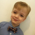 Turn a Man's Neck Tie into an Up-Cycled Child's Bow Tie