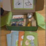 Our Robot @KiwiCrate Fun Box