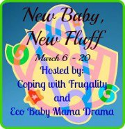 Organic Caboose: New Baby, New Fluff Giveaway