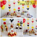 Showing Our #DisneySide : Mickey Mouse Party