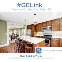 RSVP for the #GELink Twitter Party 10/07 12pm CST