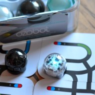 Get Interactive with an Ozobot Robot