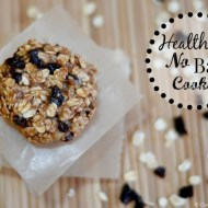 Easy, Healthy No Bake Dairy Free Cookie Recipe