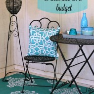 3 Ways to Decorate on a Budget