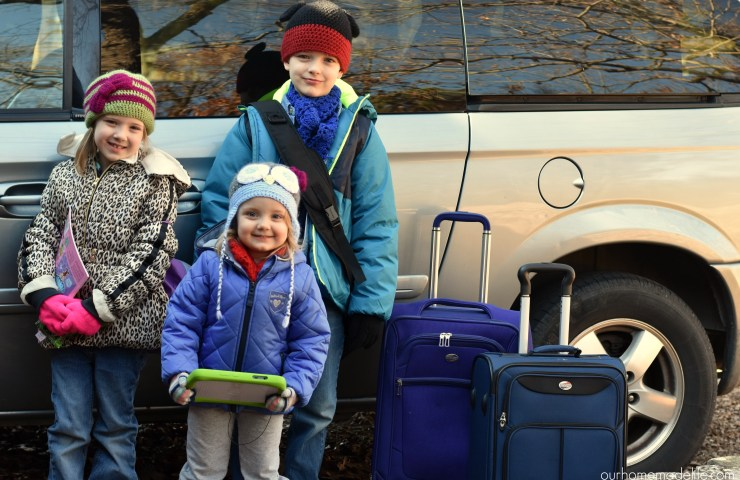 Memories, Miles and Road Trips with Kids