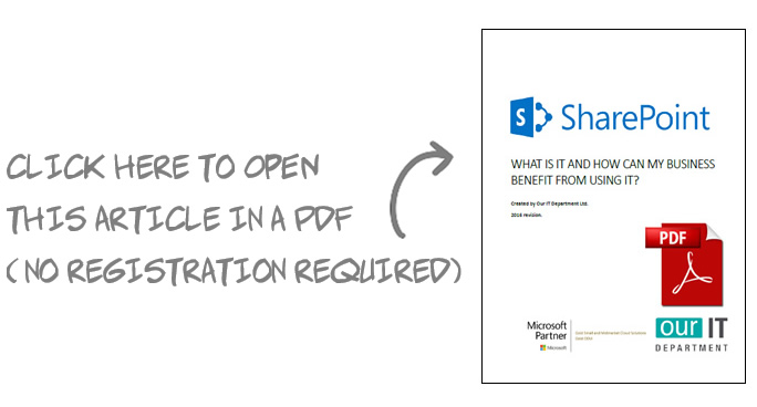 What Is Microsoft SharePoint? An Introduction to SharePoint