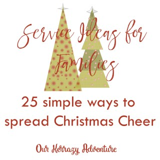 Service Ideas for Families