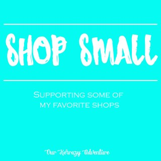 Shop Small Saturday: My Favorite Shops