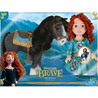 Merida Doll Giveaway