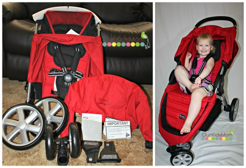 Medium Of Britax B Agile