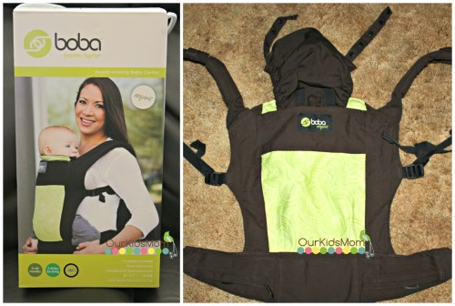 Medium Of Boba Baby Carrier
