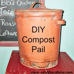 DIY COMPOST PAIL