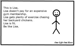 Did you know that you can rent chickens? Here's how it works.