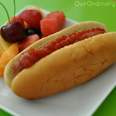 Summer Grilling With Applegate Organic Hot Dogs