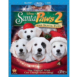 Holiday Gift Guide: Santa Paws 2: The Santa Pups on Blu-ray