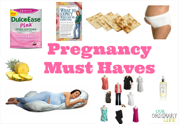 My Must Have Pregnancy Essentials Amp A Few Tips