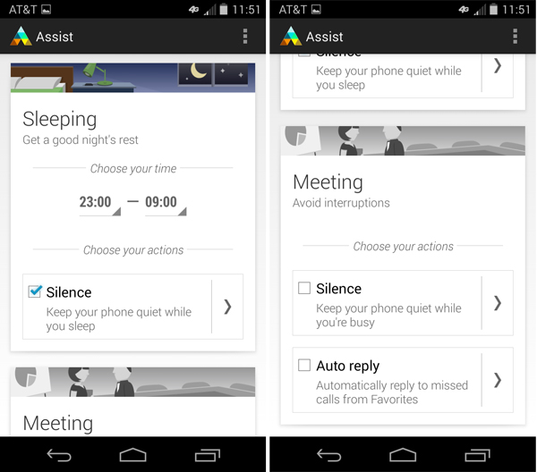 Motorola Moto X Assist Screenshots  (3)