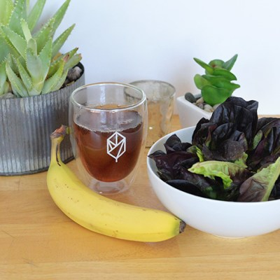 Watching My Diet with Easy On-The-Go Tea Crystals by Pique