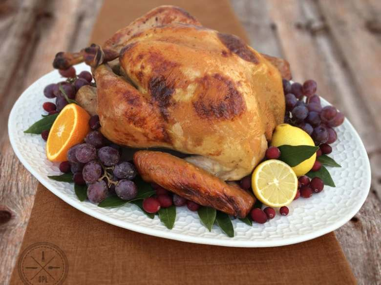 Paleo A Simply Perfect Roast Turkey