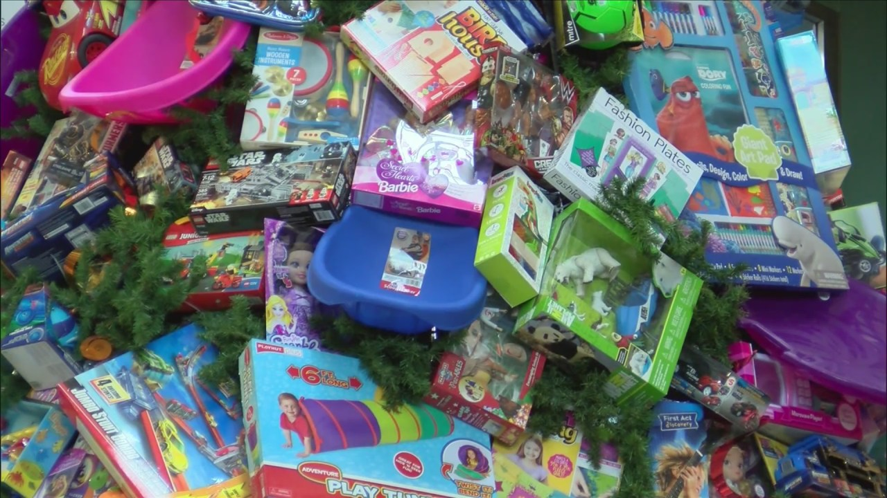 In Our Community Toys For Tots Ourquadcities