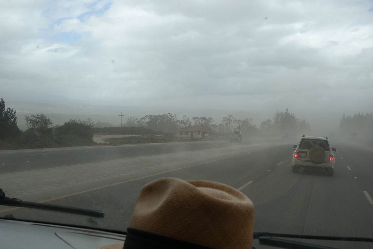 cotopaxi highway
