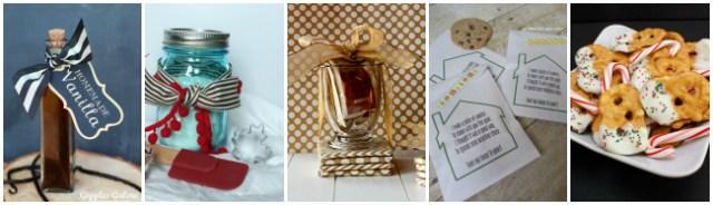 Neighbor Gift Ideas for Christmas time