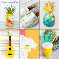 Pineapples All Around - Our Thrifty Ideas