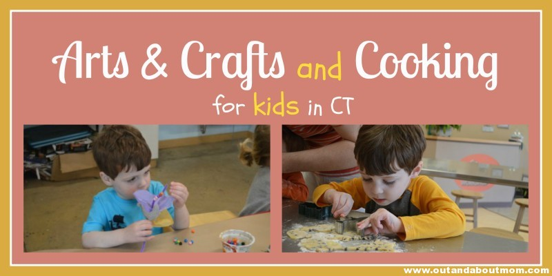 Arts & Crafts and Cooking Workshops for Kids in CT