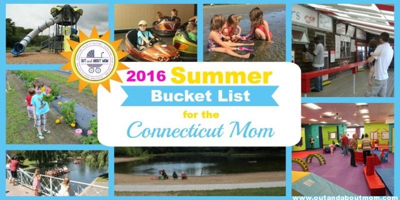 2016 Summer Bucket List for the Connecticut Mom