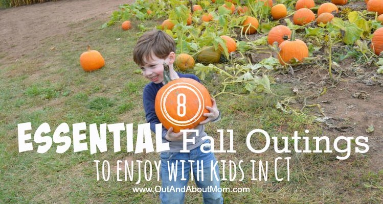 8 Family Outings for Fall in (and around) Connecticut